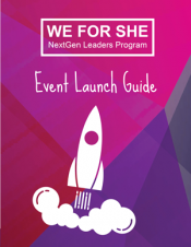 Click here to download the Event Launch Guide